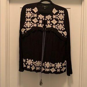 Mossimo jacket top
